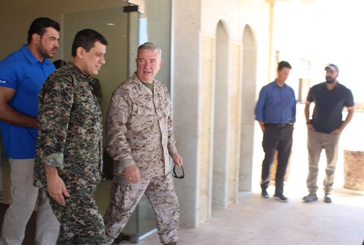 İddia: Mazlum Abdi'nin de yer aldığı Rojava heyeti ABD'ye gidecek!