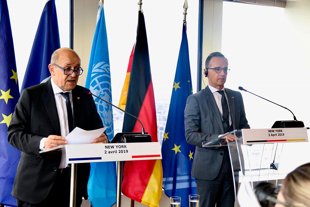 Almanya ve Fransa'dan 'o ülkeye' sert tepki!