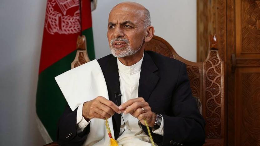 Eşref Gani Afgan halkından özür diledi!