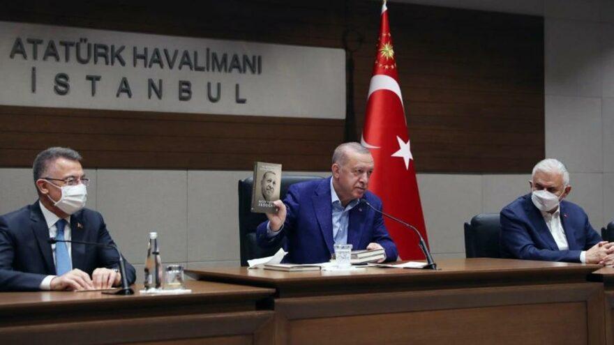 Erdoğan'dan seçim barajı açıklaması: Çok daha farklı gireceğiz!
