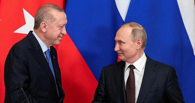Kremlin'den Erdoğan-Putin görüşmesi ve İdlib açıklaması!
