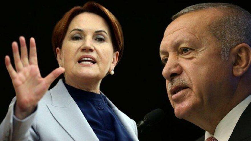 Erdoğan-Akşener gerilimi sürüyor: Rize'deki ders birinci, daha neler olacak neler!