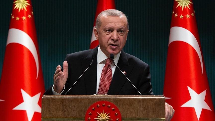 """Erdoğan'dan Moskova ve Beyaz Saray'a """"YPG"""" hatırlatması!"""