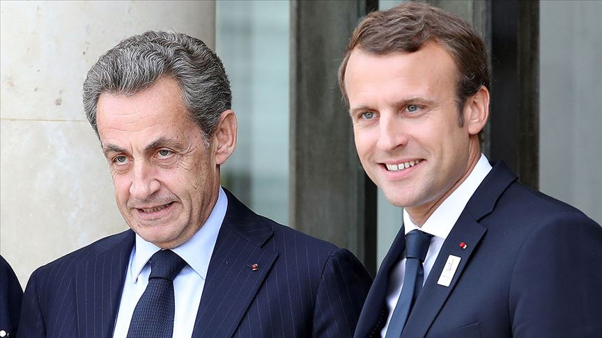 Fransa'nın eski Cumhurbaşkanı Sarkozy'e hapis cezası!