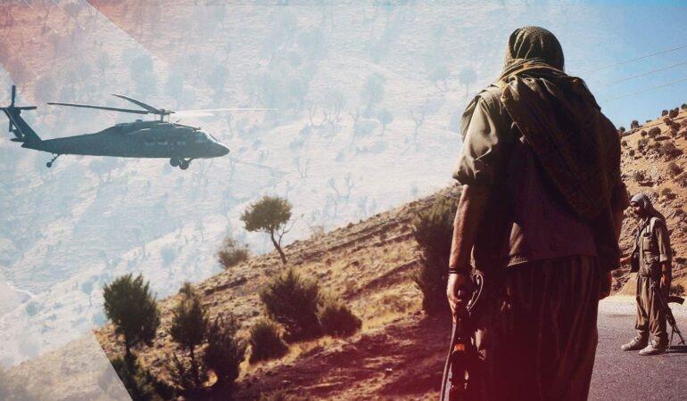 Irak: TSK-PKK çatışması, 6 milyar dolar zarara mal oldu!
