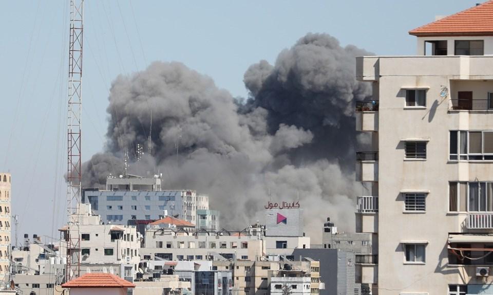 Gazze olayları |İsrail'den Türkiye açıklaması