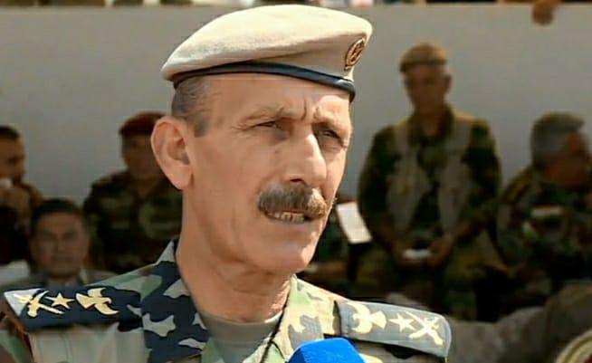 Peşmerge Genelkurmay Başkanı: Uyarılarımız ciddiye alınmıyor!