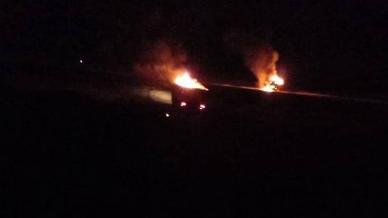 Haşdi Şabi milislerine Irak-Suriye sınırında saldırı!