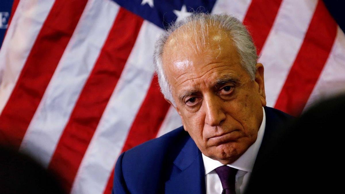ABD'nin Afganistan Özel Temsilcisi istifa etti!