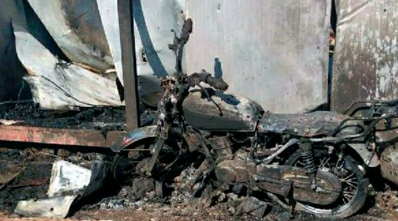 Haseke'de patlama: Ölü ve yaralılar var!