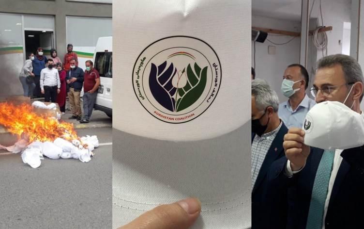 """MHP'li Belediye Başkanı """"Kürdistan şapkası"""" üretiliyor diye fabrikayı bastı!"""