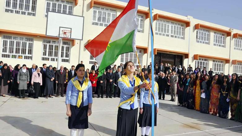 Kürdistan Bölgesi'nde okullar açıldı!