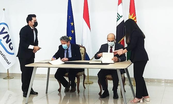 Kürdistan Bölgesi, Hollanda Belediyeler Birliği'nin tecrübelerinden faydalanacak!