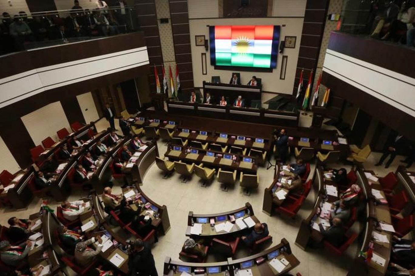 Yeni anayasanın yazımı için Kürdistan Bölgesi partilerinin görüşleri bekleniyor!