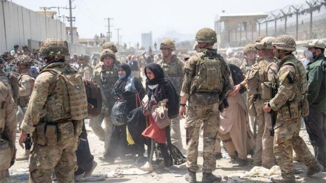 Kabil'e giden ABD Temsilciler Meclisi üyelerinden açıklama!