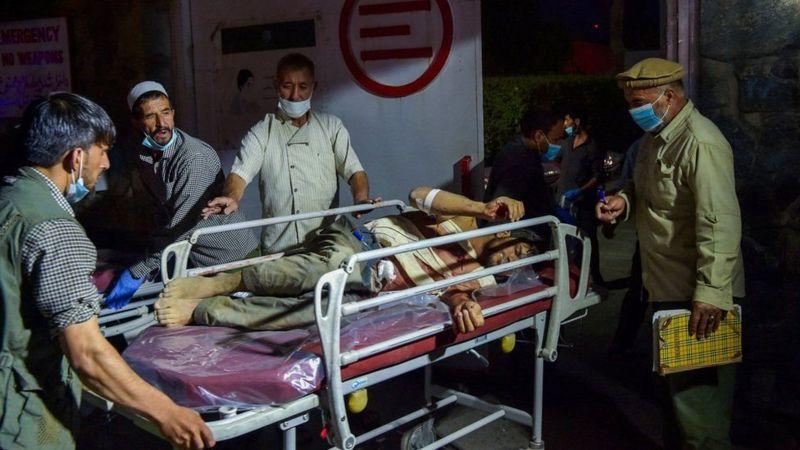 Kabil saldırısında ölenlerin sayısı 100'e yaklaştı!