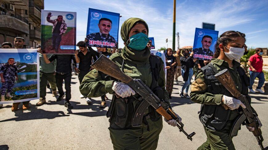 Rojava Özerk Yönetimi'nden Kamışlo açıklaması!