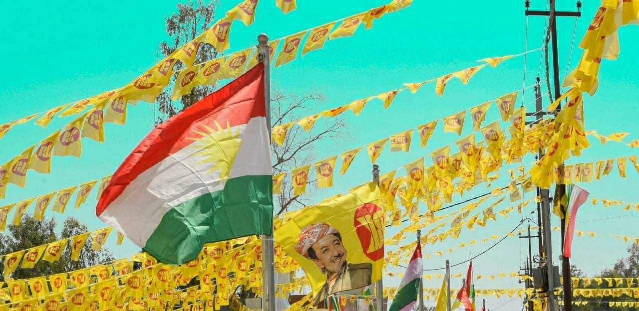Kesin sonuçlar açıklandı: KDP, Irak genelinde birinci parti!