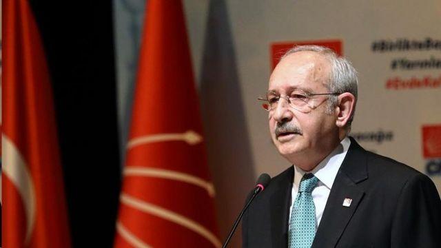 Kılıçdaroğlu'ndan Cumhur İttifakı açıklaması: Üçüncü bir ortak var!