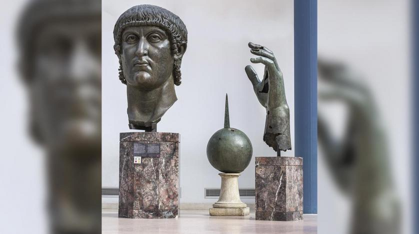 İstanbul'un kurucusu Konstantin, 500 sene sonra parmağına yeniden kavuştu