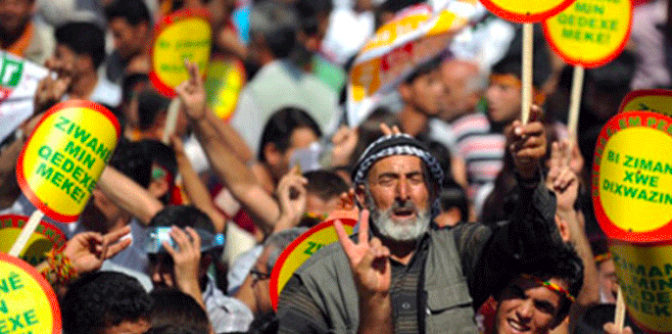 Diyarbakır, Van ve Cizre'de Kürtçe için miting düzenlenecek