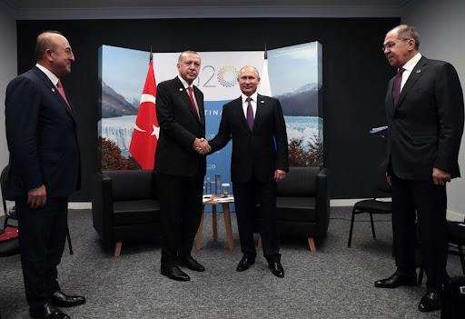 """Lavrov'dan Erdoğan-Putin görüşmesi öncesi dikkat çekici """"İdlib"""" açıklaması!"""