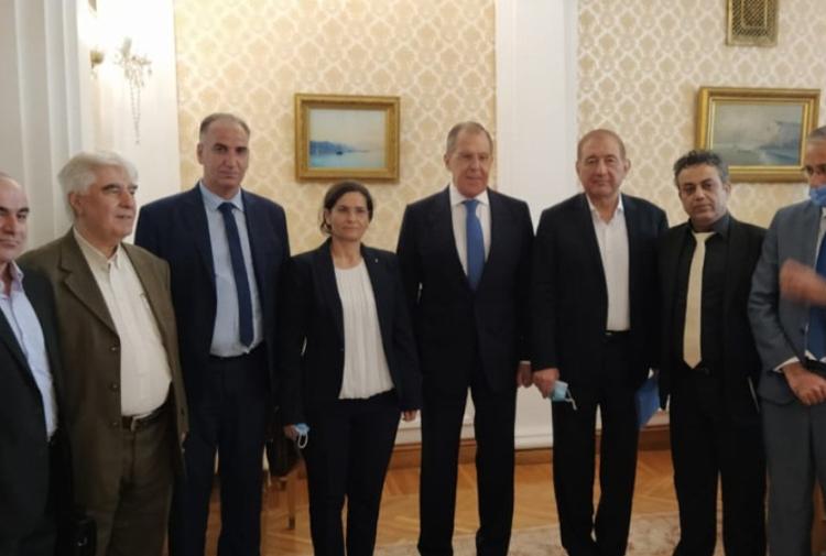Rusya'dan Rojava Özerk Yönetimi ile yapılan görüşme hakkında açıklama!