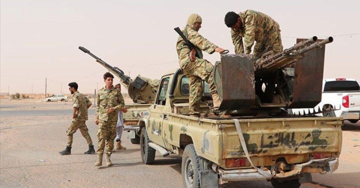 ABD ve Fransa dahil 5 ülkeden ortak Libya çağrısı!