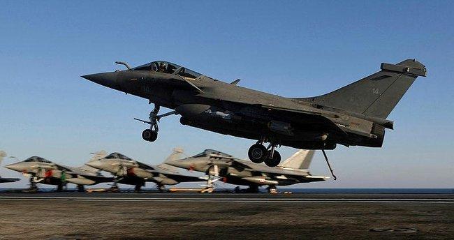 Mısır harekete geçti: Fransa'dan 30 savaş uçağı için sözleşme imzaladı!