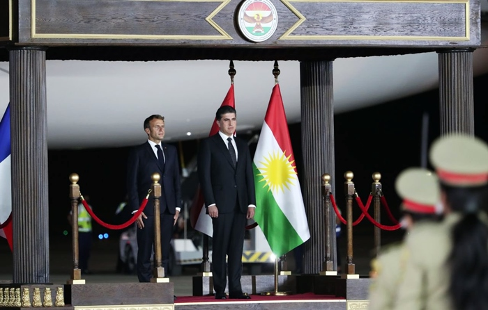 Macron, Irak ve Kürdistan Bölgesi ziyaretinin amacını açıkladı!