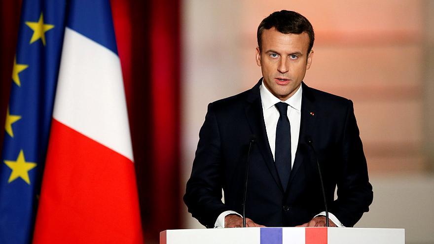 Macron'dan BM'ye Kabil çağrısı!