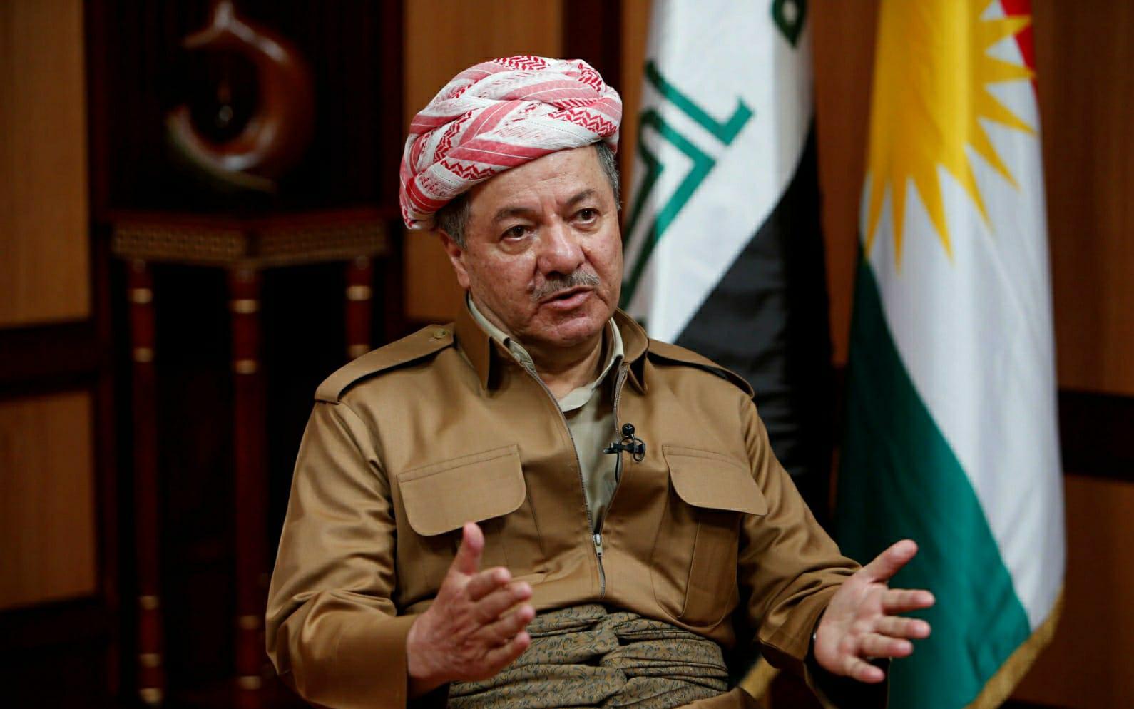 Başkan Barzani'den Bağdat'a başsağlığı mesajı!