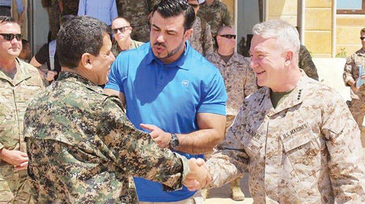 ABD Merkez Kuvvetler Komutanı McKenzie, Mazlum Abdi ile görüştü!