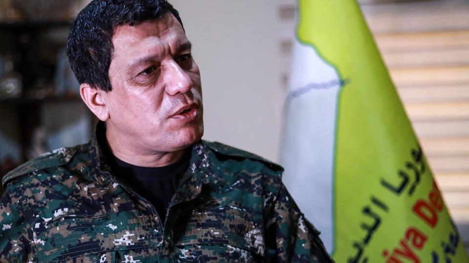 Mazlum Abdi'den Afrin'deki patlamaya ilişkin açıklama!