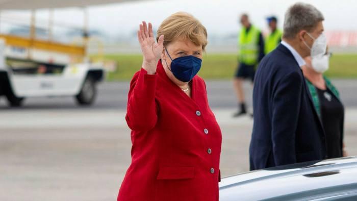 Alman partilerden Merkel'e Türkiye ziyareti öncesi HDP çağrısı!