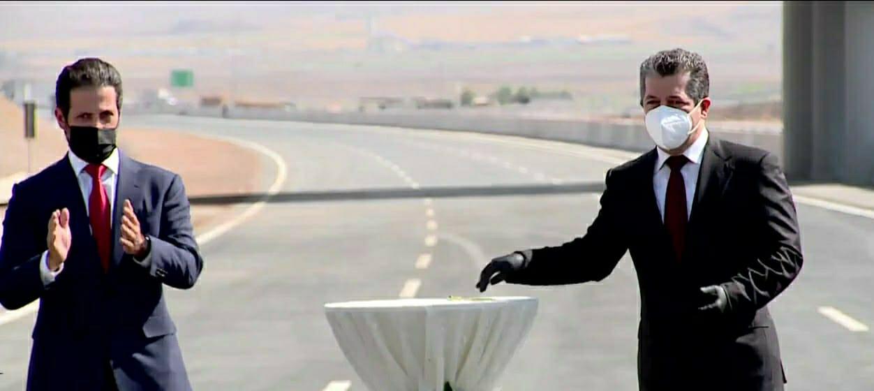 Başbakan, Duhok'ta 'o projenin' temel atma törenine katılacak