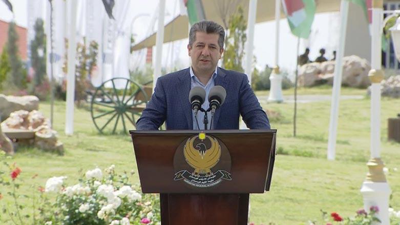 Başbakan, başkent Erbil'in en büyük demir fabrikasının açılışını yapacak!