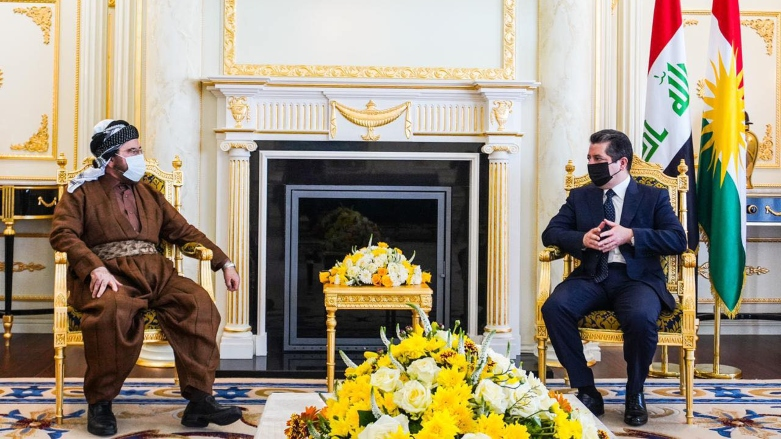 Başbakan, Dünya Müslüman Alimler Birliği Genel Sekreteri'yle bir araya geldi