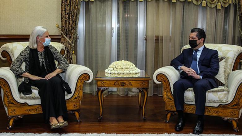 Başbakan, BM Temsilcisi ile bir araya geldi!