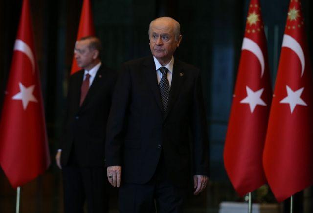MHP'den dikkat çekici AKP açıklaması: İktidar ortağı değiliz!