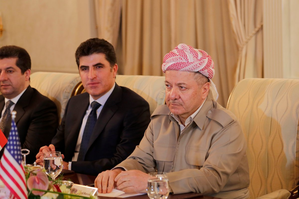 Neçirvan Barzani: Başkan Barzani bana en çok ilham veren kişi!