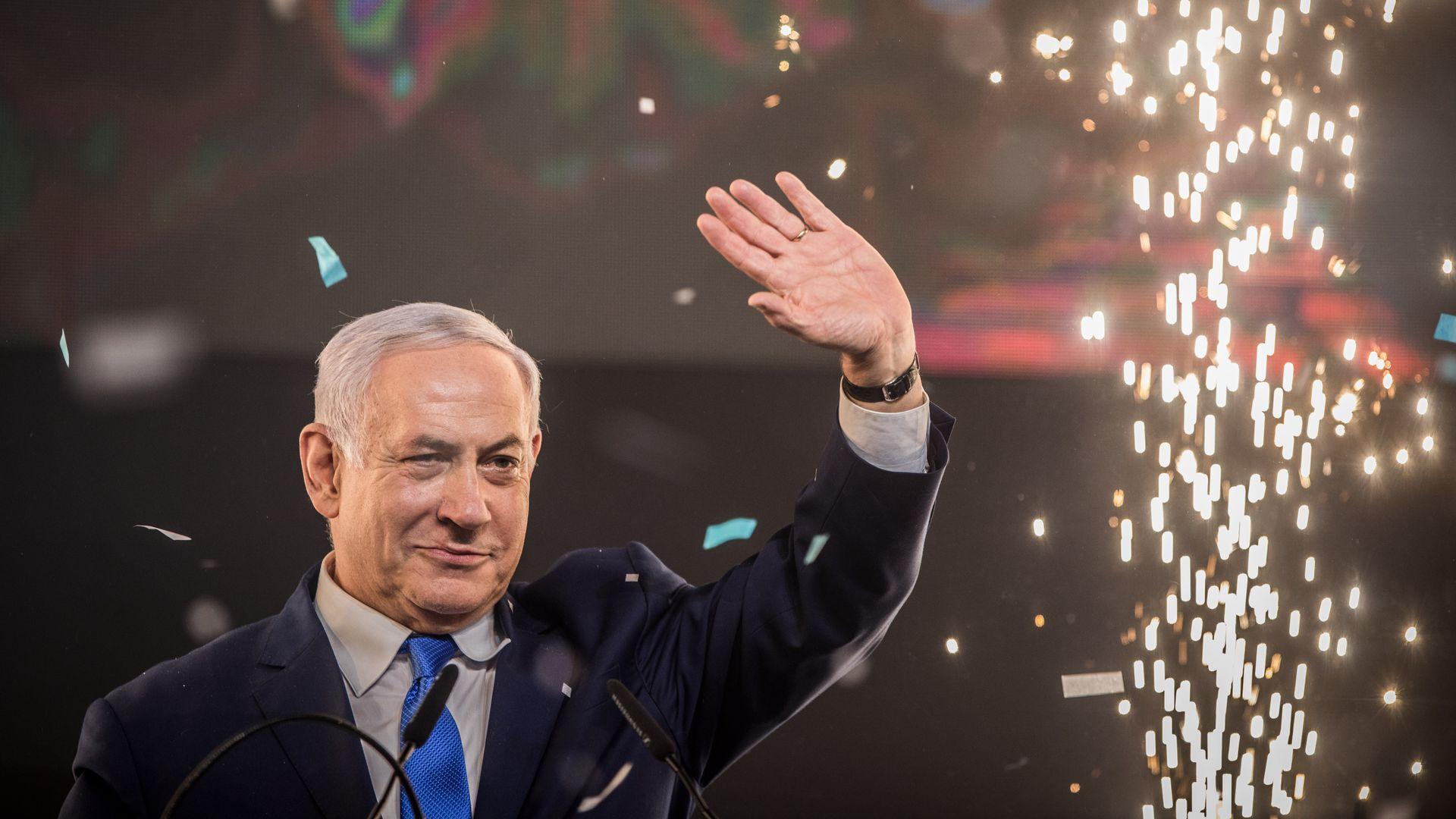 Netanyahu yeniden güç kazanıyor!