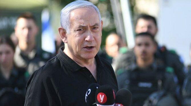 Biden'a teşekkür eden Netanyahu'dan 'durmayacağız' açıklaması!