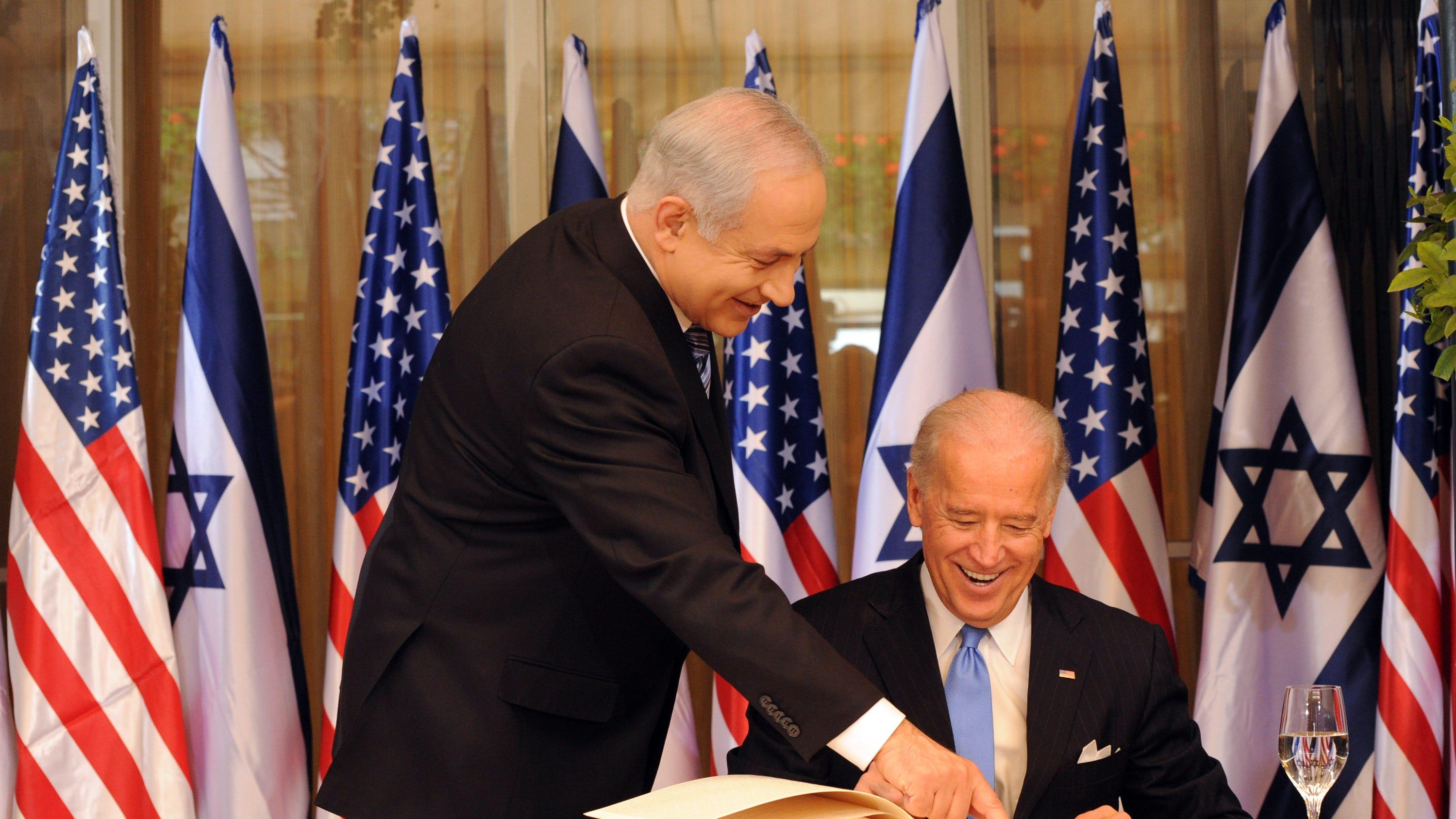 Netanyahu'dan 'ateşkes' isteyen Biden'a yanıt!