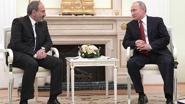 Ermenistan'dan Rusya'ya askeri destek çağrısı!