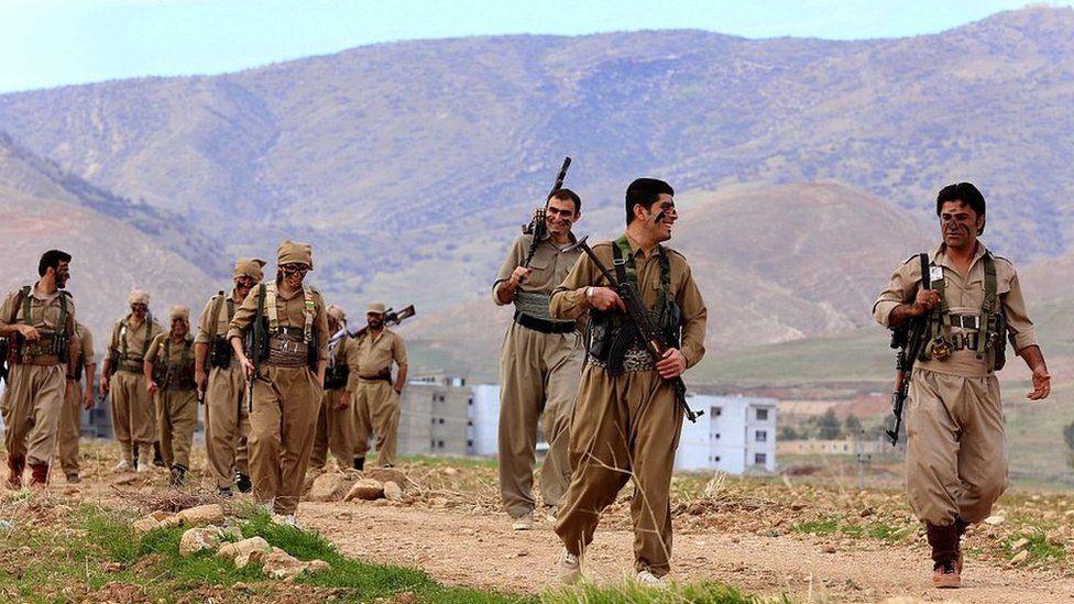 """İran'dan Kürt partilere """"akıllı füzelerle"""" vururuz tehdidi!"""