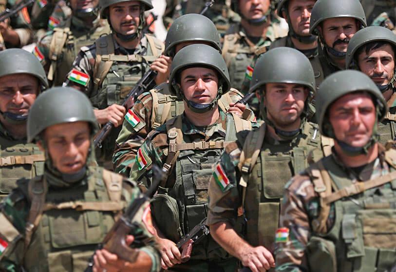 Kazımi, Irak Ordusu ve Peşmerge Komutanlarının toplanmasını talep etti!