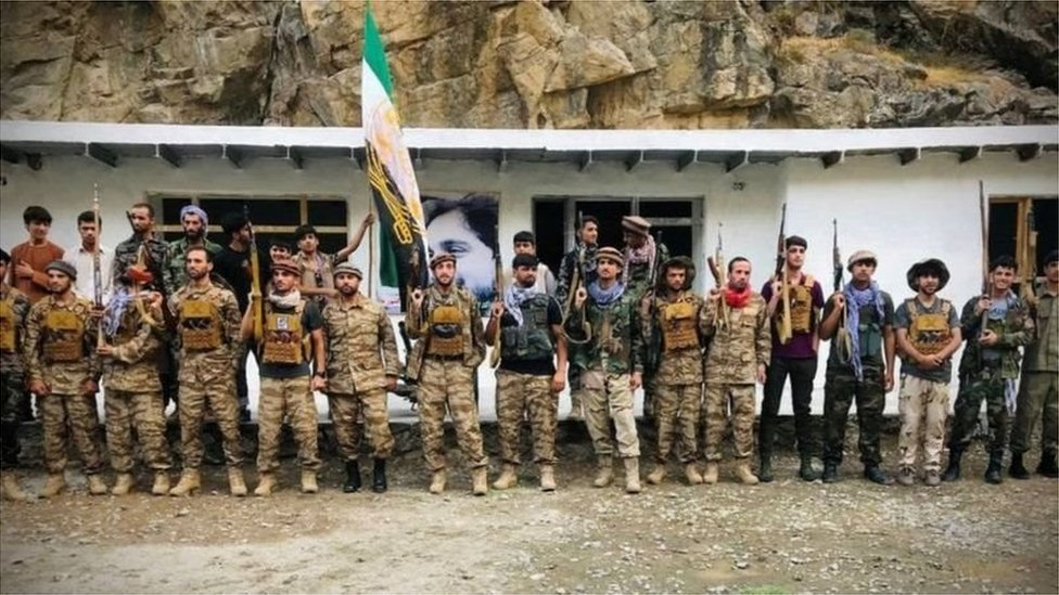Pençşir'den Taliban'a gözdağı: Ruslar gibi onlarda bozguna uğrayacak!