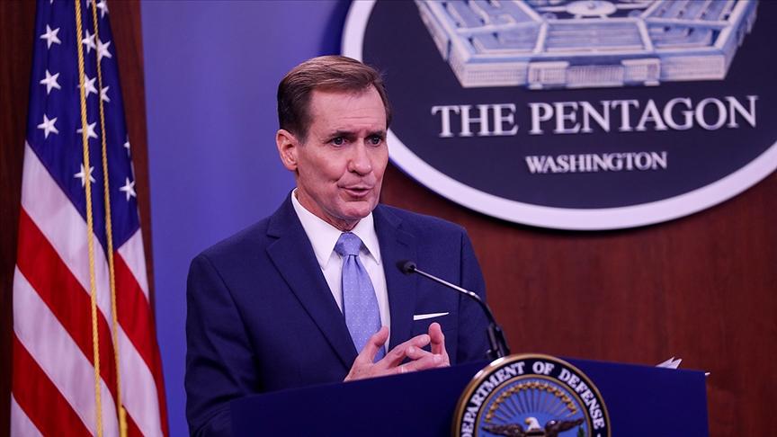 """Pentagon'dan """"Pençşir'e müdahale"""" ile ilgili soruya yanıt!"""