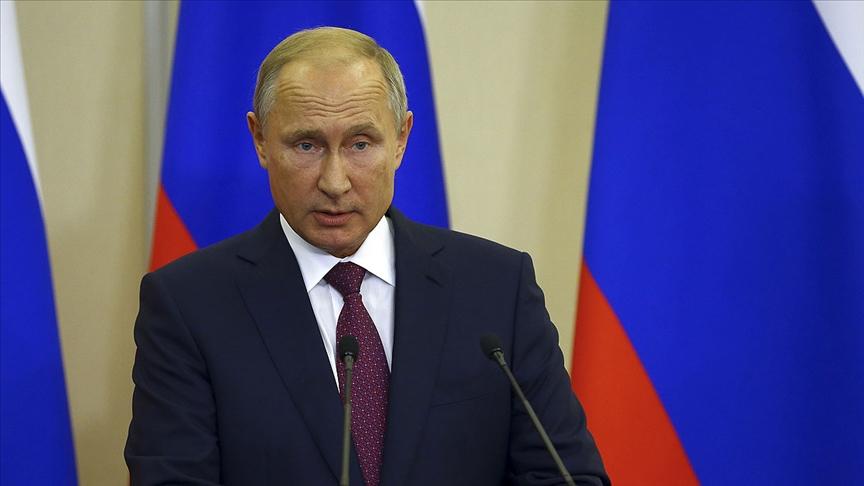 Vladimir Putin'den İsrail-Filistin açıklaması